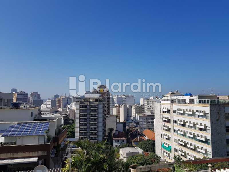 Vista terraço - Cobertura À Venda - Leblon - Rio de Janeiro - RJ - LACO20083 - 24