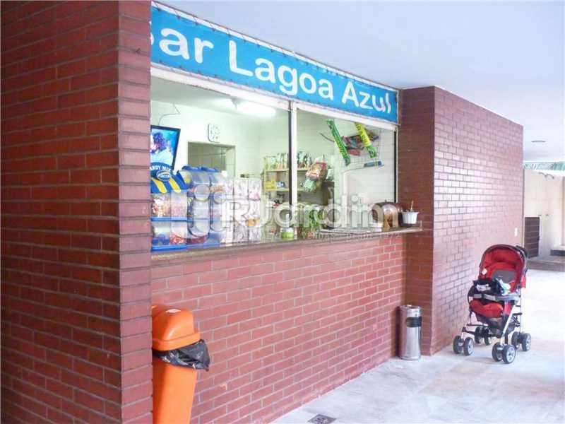 Bar / Piscina  - Compra Venda Avaliação Imóveis Cobertura Lagoa 3 Quartos - CO0177 - 19