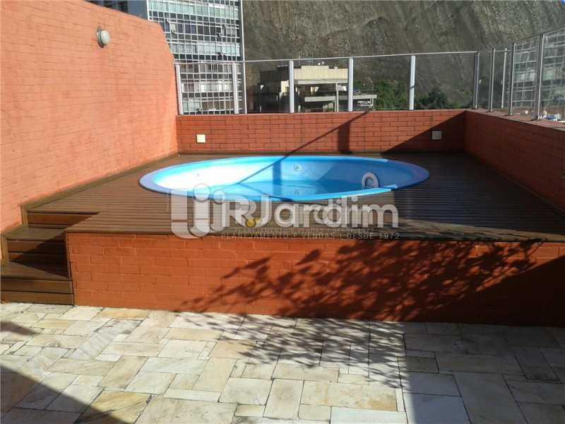 Piscina - Compra Venda Avaliação Imóveis Cobertura Lagoa 3 Quartos - CO0177 - 15