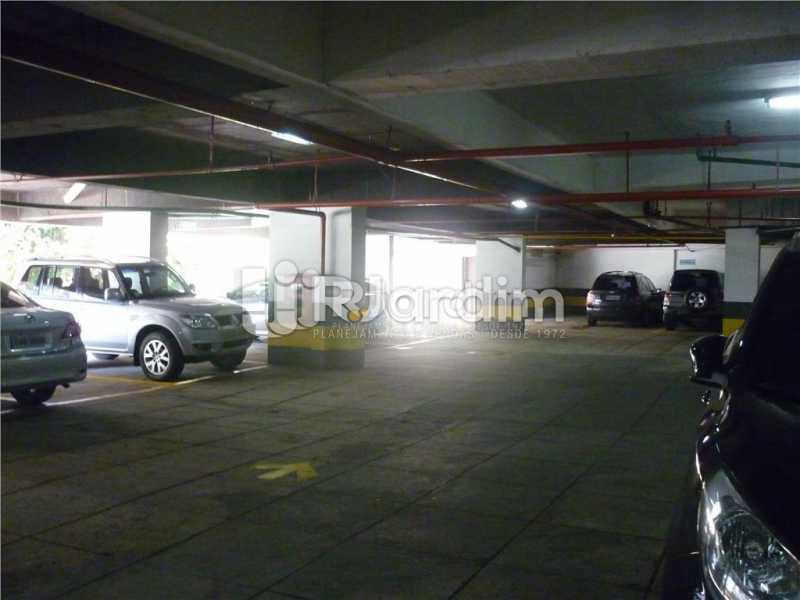Garagem - Compra Venda Avaliação Imóveis Cobertura Lagoa 3 Quartos - CO0177 - 22