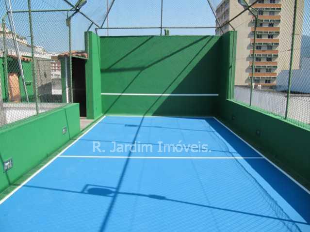 quadra poliesportiva - Aluguel Cobertura Jardim Botânico 4 Quartos - CO0290 - 10