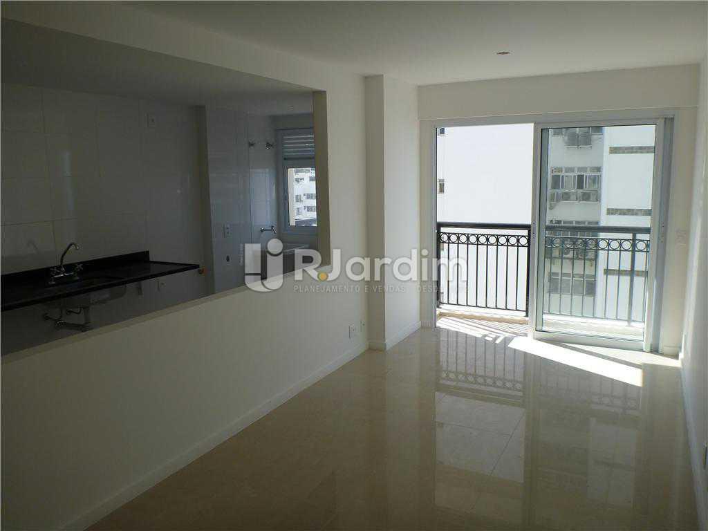 Sala - Flat 2 quartos à venda Ipanema, Zona Sul,Rio de Janeiro - R$ 3.000.000 - FL0036 - 4