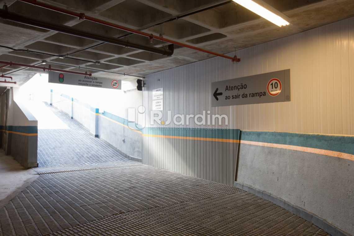 ACESSO GARAGEM - Sala e loja comercial À venda, Tijuca, Zona Norte, Rio de Janeiro RJ - SA0009 - 10
