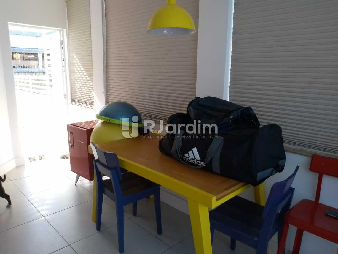 sala/ segundo piso - Cobertura À VENDA, Lagoa, Rio de Janeiro, RJ - LACO20001 - 8