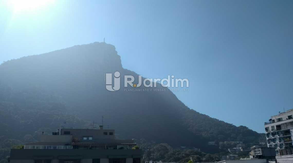 vista / terraço - Cobertura À VENDA, Lagoa, Rio de Janeiro, RJ - LACO20001 - 13