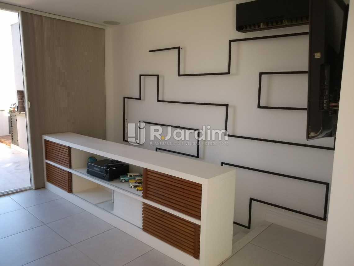 sala/segundo piso  - Cobertura À VENDA, Lagoa, Rio de Janeiro, RJ - LACO20001 - 7