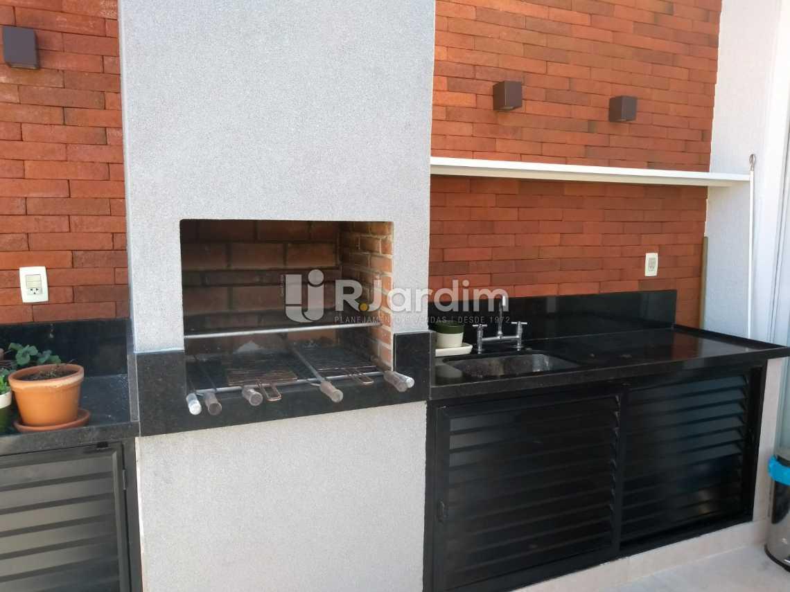 espaço gourmet  - Cobertura À VENDA, Lagoa, Rio de Janeiro, RJ - LACO20001 - 12