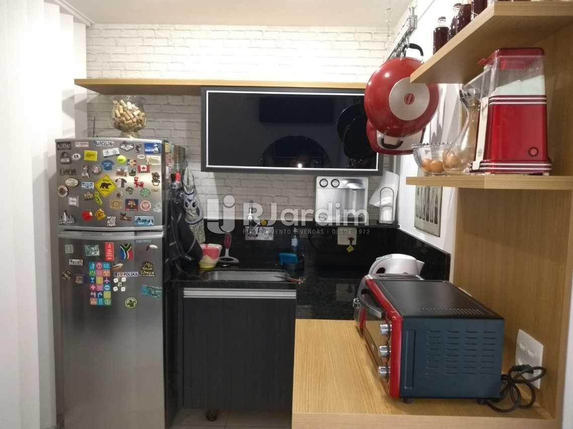 cozinha americana - Cobertura À VENDA, Lagoa, Rio de Janeiro, RJ - LACO20001 - 6