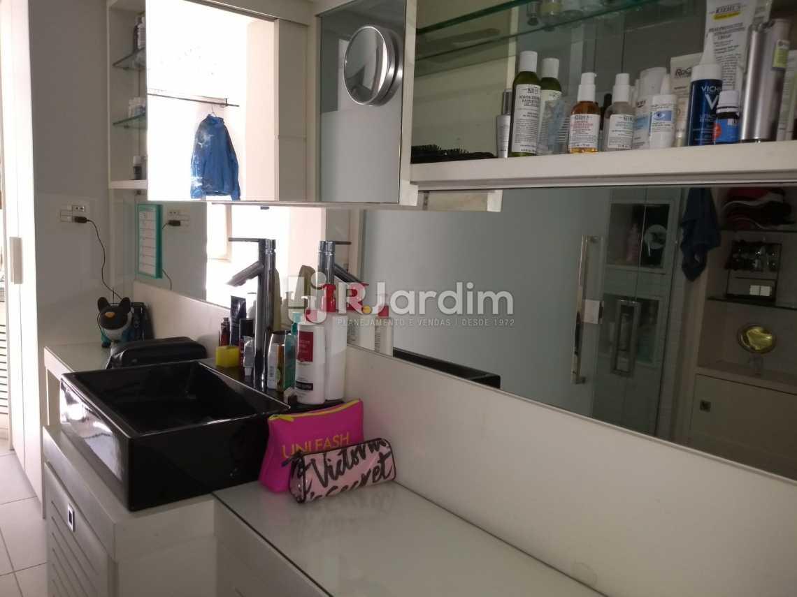 banheiro - Cobertura À VENDA, Lagoa, Rio de Janeiro, RJ - LACO20001 - 21