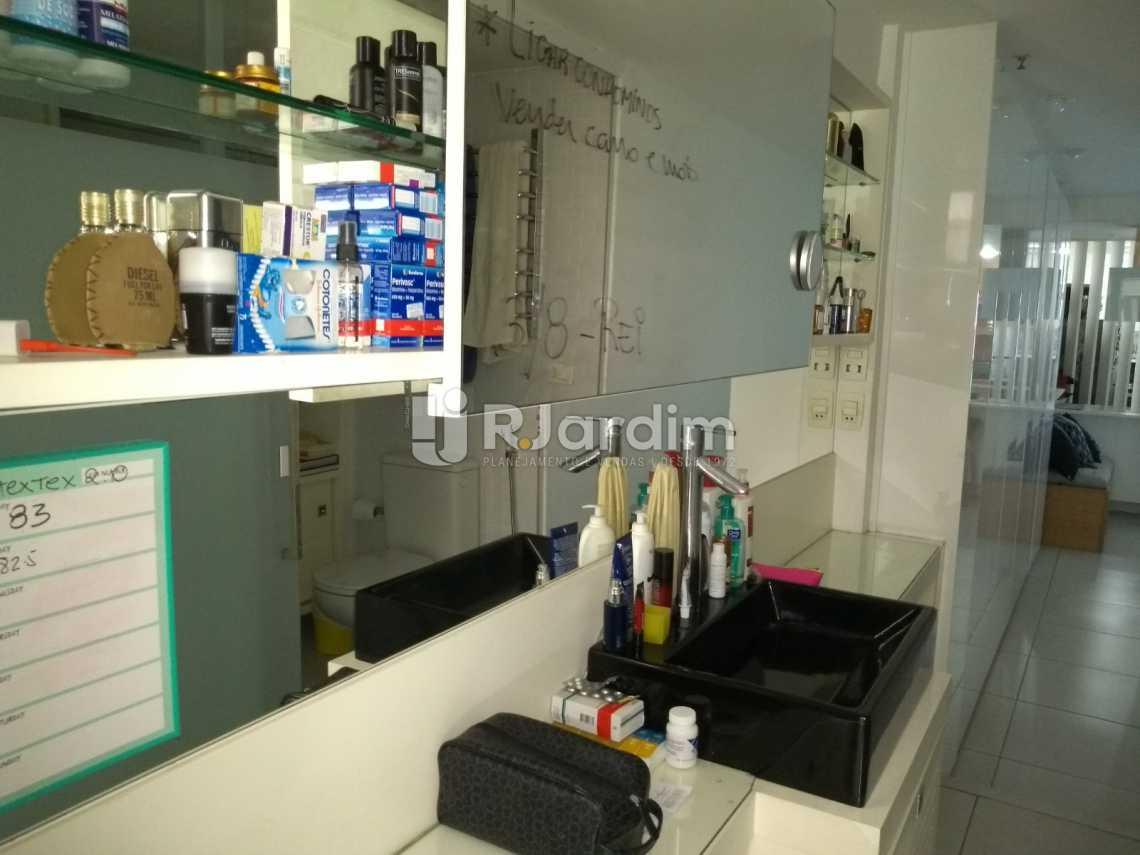 banheiro  - Cobertura À VENDA, Lagoa, Rio de Janeiro, RJ - LACO20001 - 22