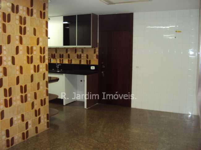 9 - Apartamento Lagoa 4 Quartos Aluguel Administração Imóveis - LAAP40025 - 13