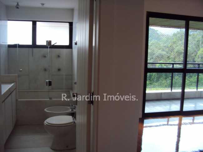 14 - Apartamento Lagoa 4 Quartos Aluguel Administração Imóveis - LAAP40025 - 12