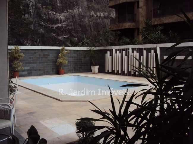 piscina - Apartamento Lagoa 4 Quartos Aluguel Administração Imóveis - LAAP40025 - 21