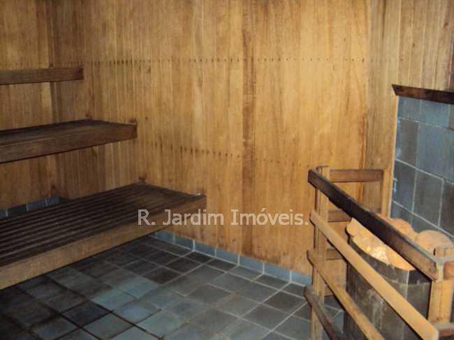 sauna - Apartamento Lagoa 4 Quartos Aluguel Administração Imóveis - LAAP40025 - 23