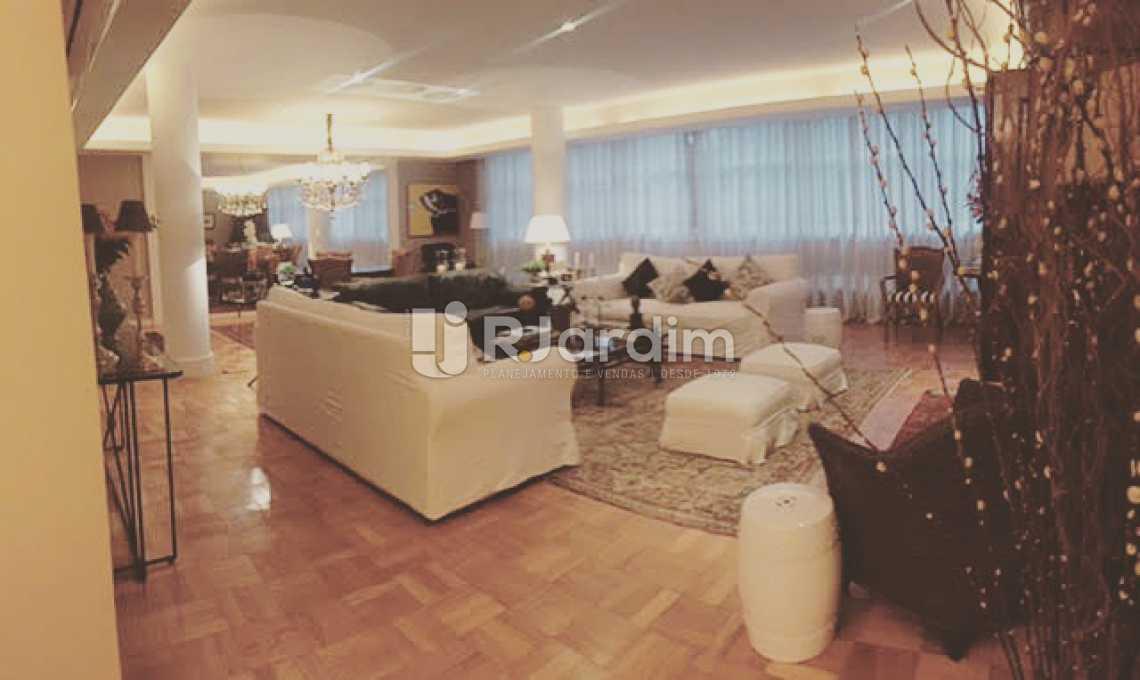 Salão  - Compra Venda Apartamento Ipanema 4 Quartos - LAAP40030 - 4