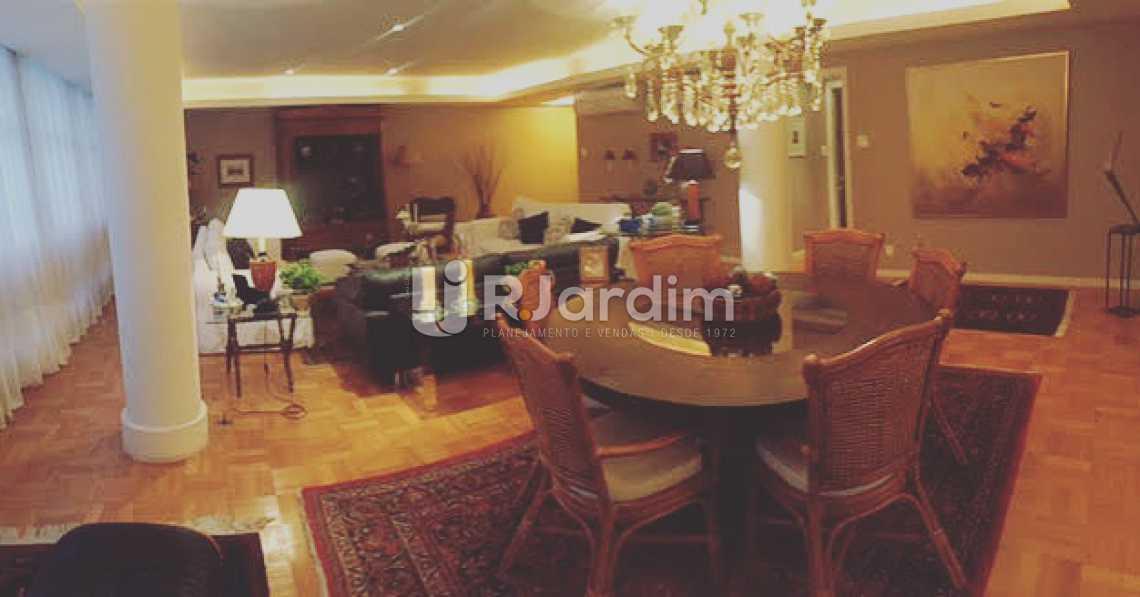 Salão  - Compra Venda Apartamento Ipanema 4 Quartos - LAAP40030 - 6