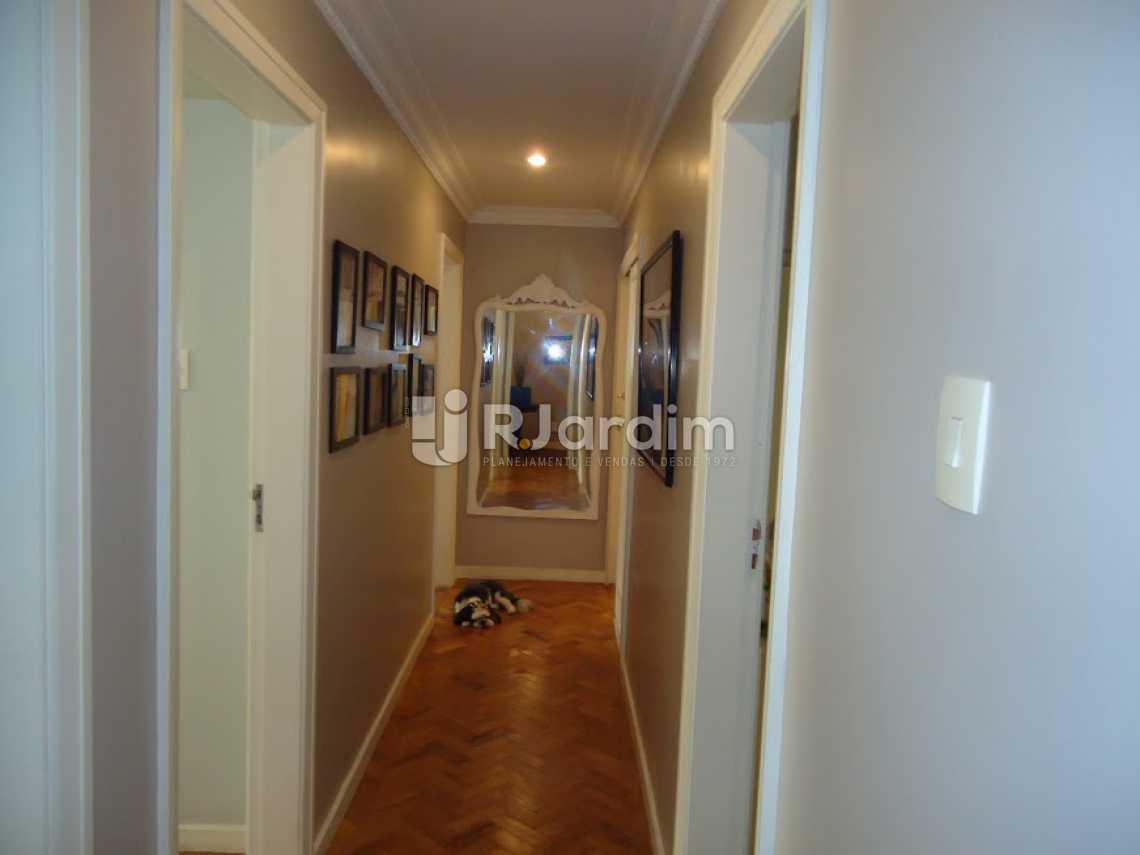 Circulação Intima  - Compra Venda Apartamento Ipanema 4 Quartos - LAAP40030 - 10