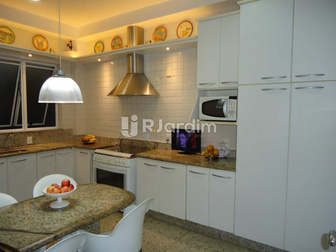 Cozinha com Copa  - Compra Venda Apartamento Ipanema 4 Quartos - LAAP40030 - 22
