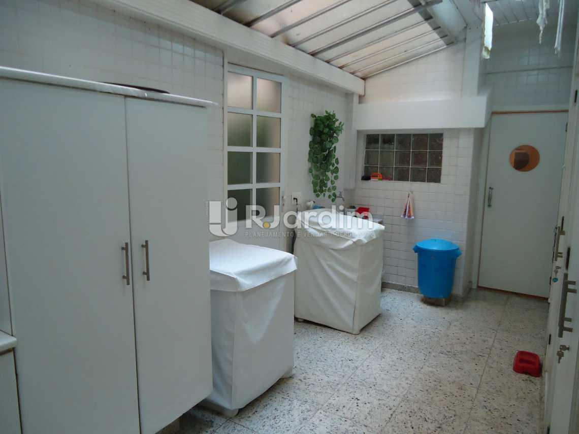 Lavanderia e Area Serviço - Compra Venda Apartamento Ipanema 4 Quartos - LAAP40030 - 24