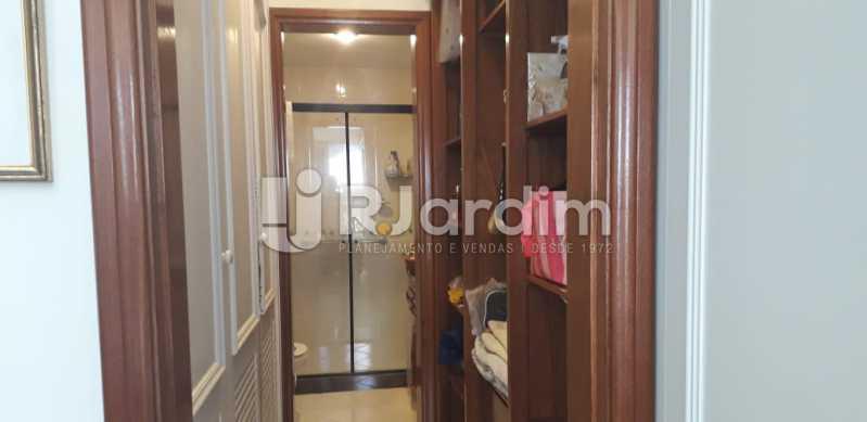 LEBLON - Apartamento Leblon, Zona Sul,Rio de Janeiro, RJ À Venda, 3 Quartos, 140m² - LAAP30066 - 10