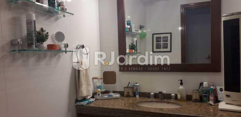 LEBLON - Apartamento Leblon, Zona Sul,Rio de Janeiro, RJ À Venda, 3 Quartos, 140m² - LAAP30066 - 17