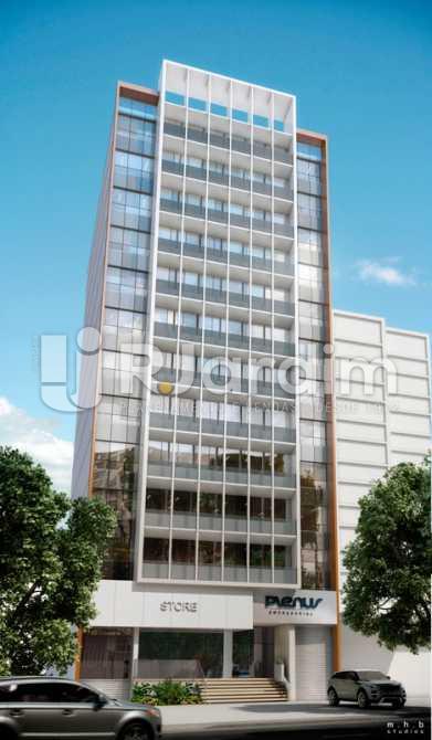 FACHADA - Sala Comercial 30m² à venda Tijuca, Zona Norte - Grande Tijuca,Rio de Janeiro - R$ 343.500 - LASL00004 - 1