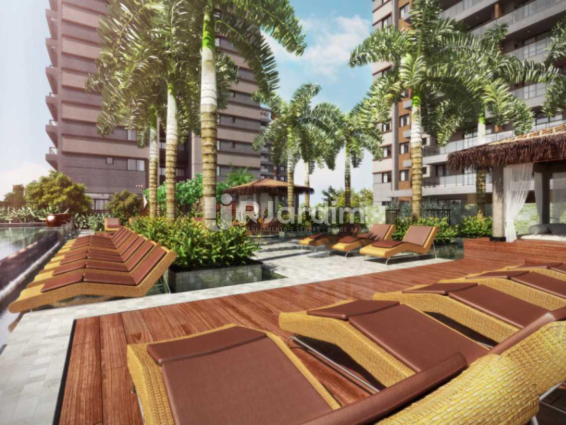 ÁREA DE LAZER - Damai Residences / Apartamento / Residencial / Recreio dos Bandeirantes / Zona oeste / Rio de Janeiro RJ - LAAP40115 - 20