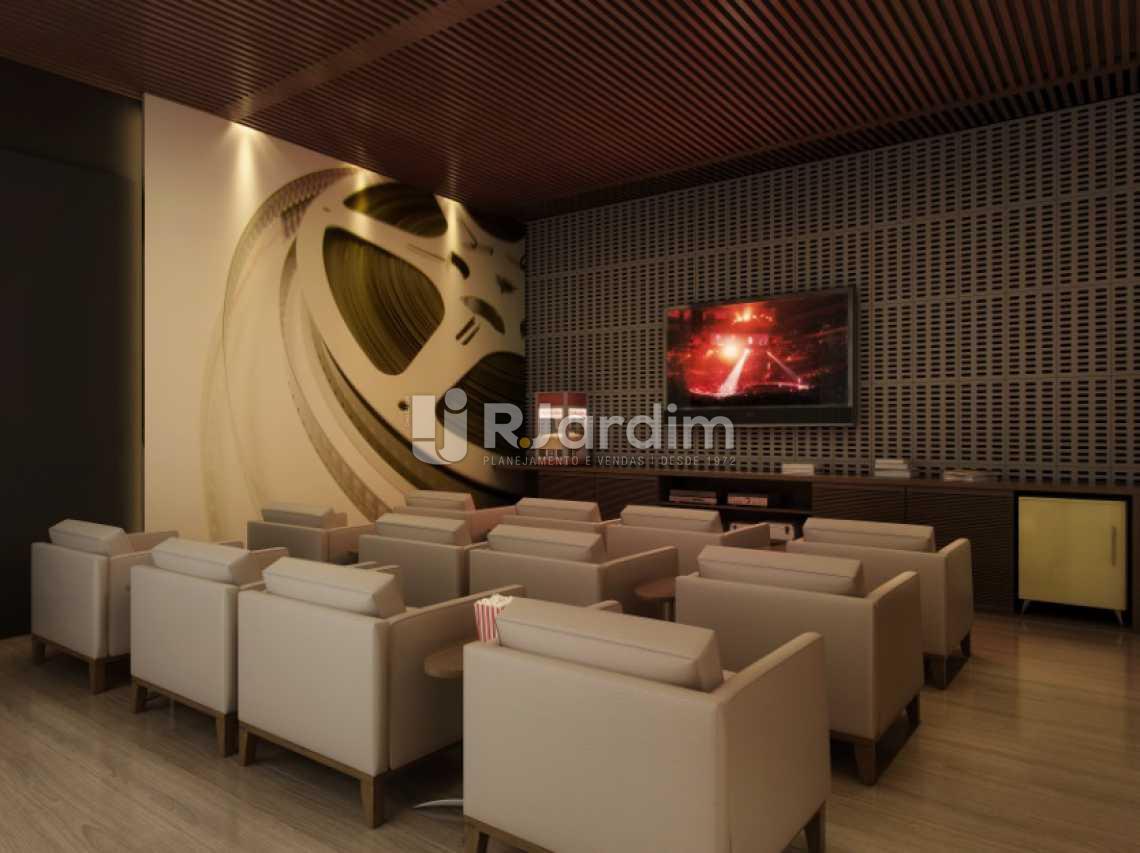 CINEMA - Damai Residences / Apartamento / Residencial / Recreio dos Bandeirantes / Zona oeste / Rio de Janeiro RJ - LAAP40115 - 22