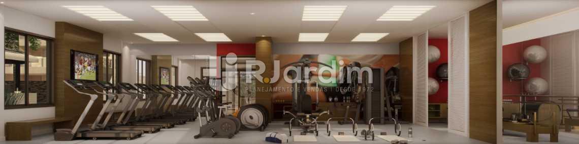 ESPAÇO FITNESS - Damai Residences / Apartamento / Residencial / Recreio dos Bandeirantes / Zona oeste / Rio de Janeiro RJ - LAAP40115 - 8