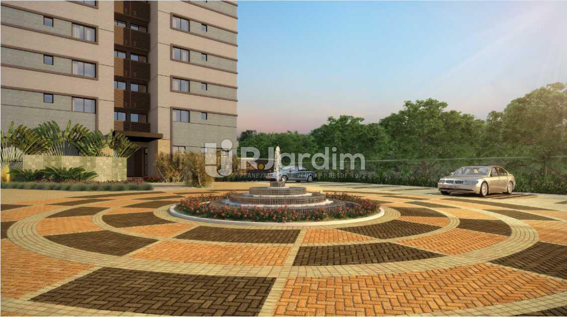 FACHADA 2 - Damai Residences / Apartamento / Residencial / Recreio dos Bandeirantes / Zona oeste / Rio de Janeiro RJ - LAAP40115 - 7