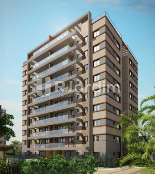 FACHADA - Damai Residences / Apartamento / Residencial / Recreio dos Bandeirantes / Zona oeste / Rio de Janeiro RJ - LAAP40115 - 4