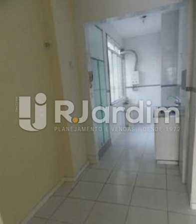 11 Cozinha-área - Apartamento À Venda - Botafogo - Rio de Janeiro - RJ - LAAP31962 - 12