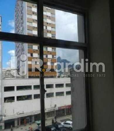 30 Vista da sala  - Apartamento À Venda - Botafogo - Rio de Janeiro - RJ - LAAP31962 - 31