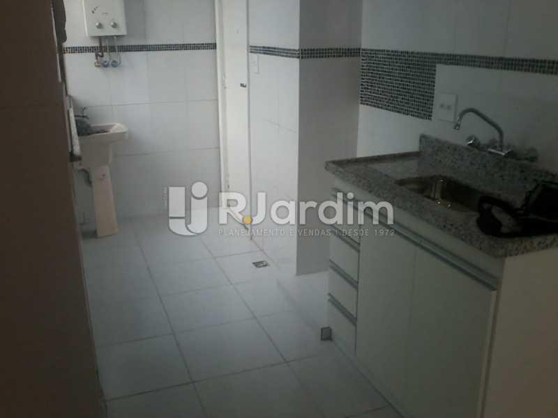 4 Cozinha  - Apartamento À Venda - Botafogo - Rio de Janeiro - RJ - LAAP31962 - 5