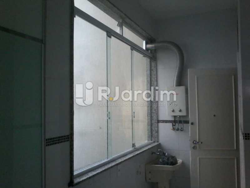 22 Área de serviço  - Apartamento À Venda - Botafogo - Rio de Janeiro - RJ - LAAP31962 - 23