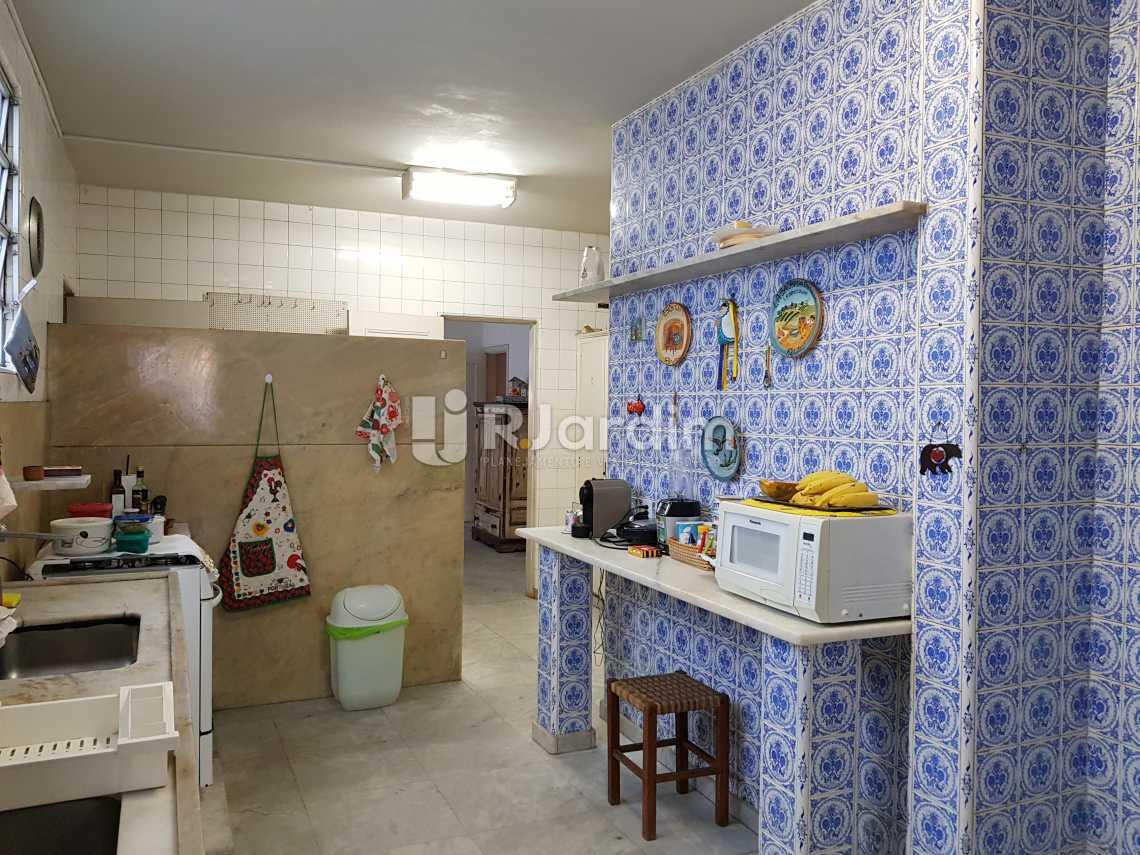 Cozinha - Apartamento À VENDA, Copacabana, Rio de Janeiro, RJ - LAAP40044 - 23