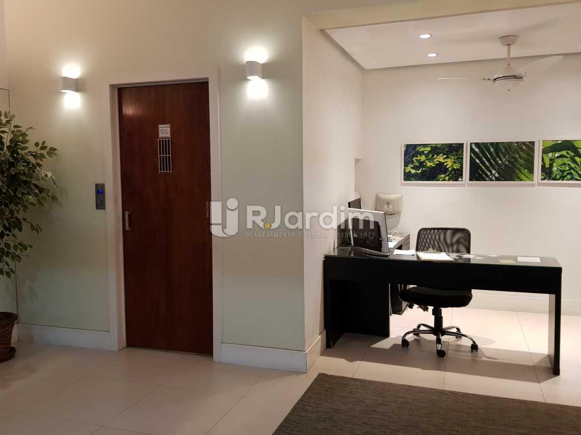 Portaria - Apartamento À VENDA, Copacabana, Rio de Janeiro, RJ - LAAP40044 - 24