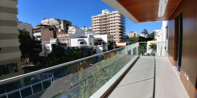 pinheiroguiimaraes75botafogorj - Apartamento 2 quartos à venda Botafogo, Zona Sul,Rio de Janeiro - R$ 1.880.347 - LAAP20059 - 13