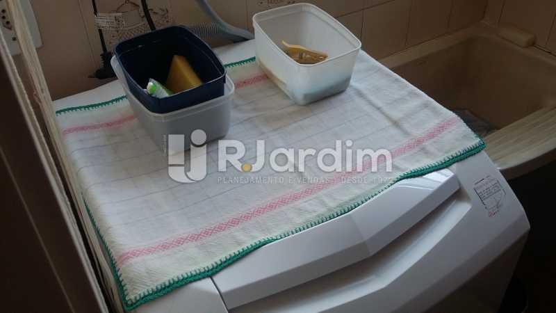 COZINHA - Apartamento Flamengo 2 Quartos Compra Venda Avaliação Imóveis - LAAP20089 - 9