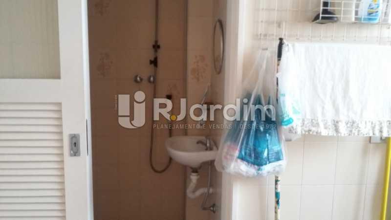 BANHEIRO DE SERVIÇO - Apartamento Flamengo 2 Quartos Compra Venda Avaliação Imóveis - LAAP20089 - 11