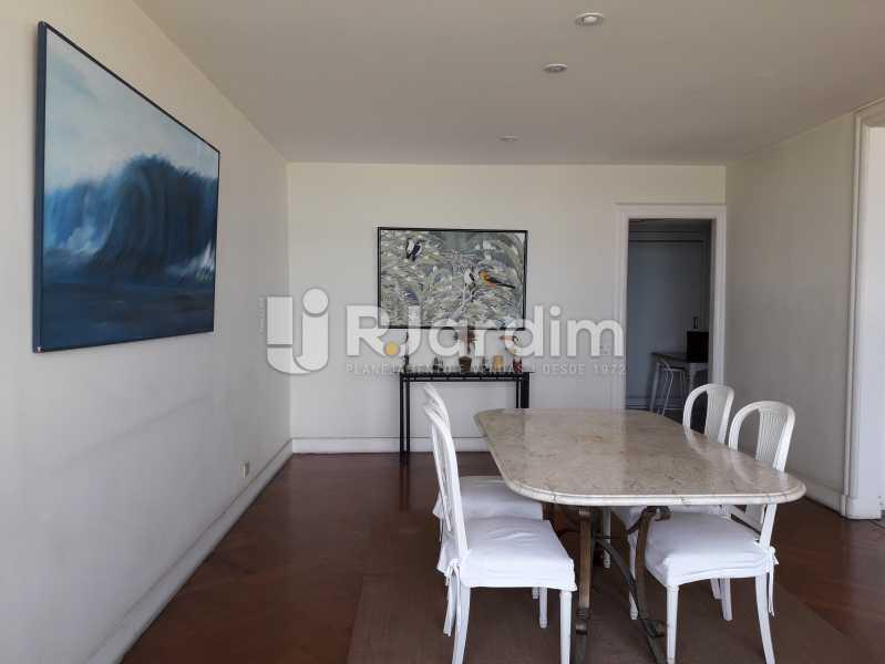 Sala de Jantar - Apartamento À VENDA, Ipanema, Rio de Janeiro, RJ - LAAP30155 - 6