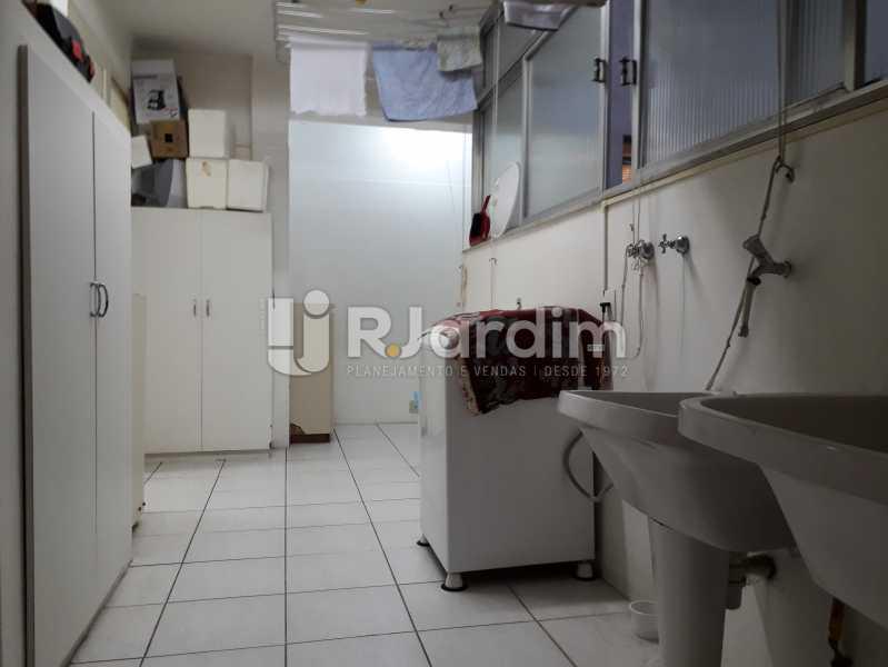 Lavanderia - Apartamento À VENDA, Ipanema, Rio de Janeiro, RJ - LAAP30155 - 20