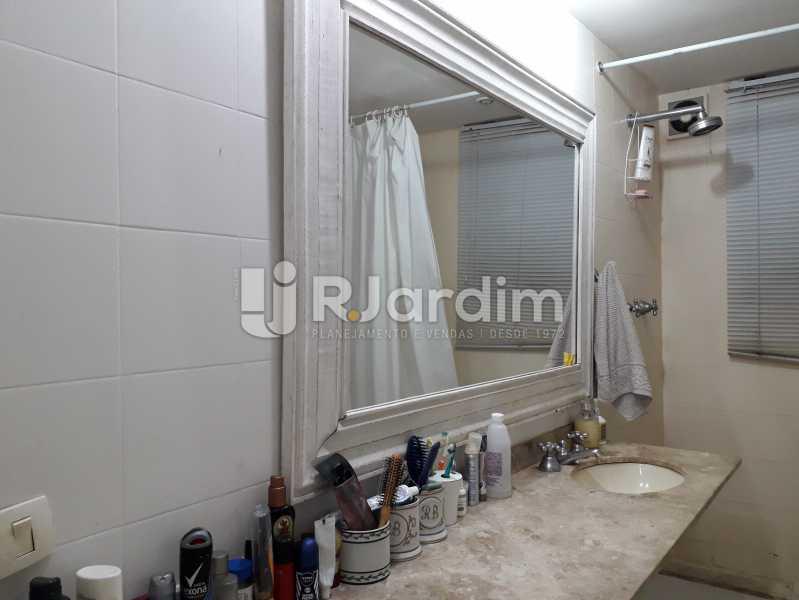 Banheiro Social - Apartamento À VENDA, Ipanema, Rio de Janeiro, RJ - LAAP30155 - 16