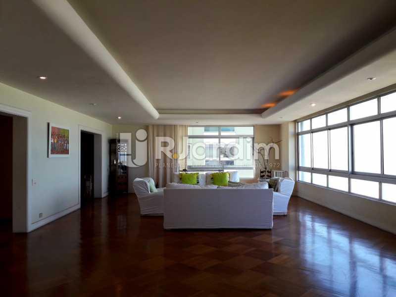 Living - Apartamento À VENDA, Ipanema, Rio de Janeiro, RJ - LAAP30155 - 3