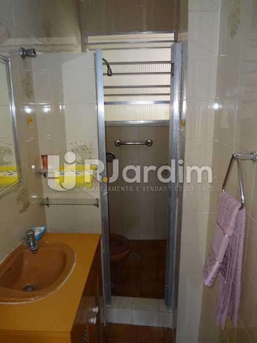 banheiro 2 - Imóveis Compra Venda Avaliação Apartamento Copacabana 4 Quartos - LAAP40085 - 23