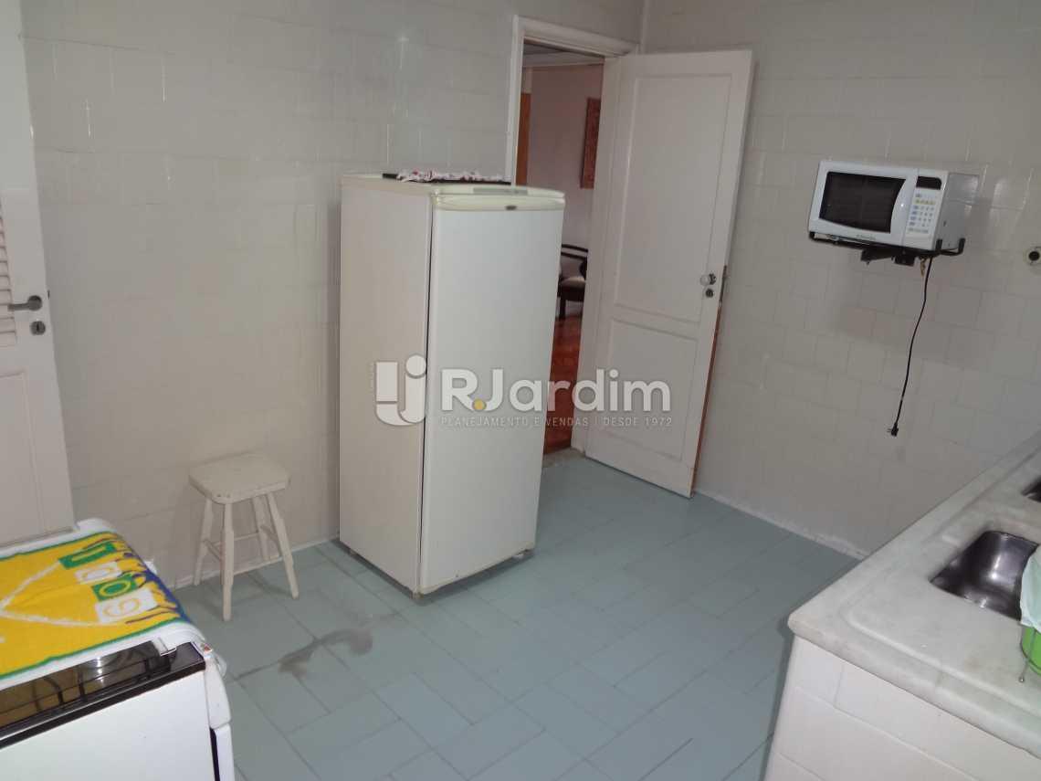 cozinha - Imóveis Compra Venda Avaliação Apartamento Copacabana 4 Quartos - LAAP40085 - 24