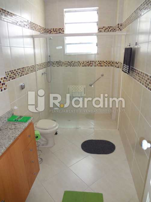 banheiro 1 - Imóveis Compra Venda Avaliação Apartamento Copacabana 4 Quartos - LAAP40085 - 21