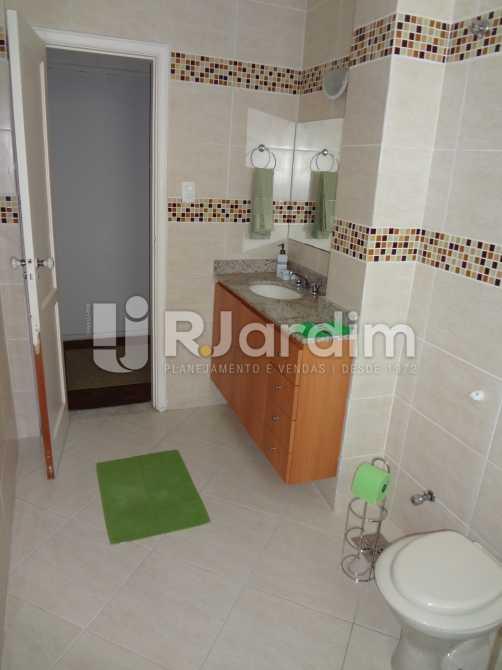 banheiro 12.3 - Imóveis Compra Venda Avaliação Apartamento Copacabana 4 Quartos - LAAP40085 - 22