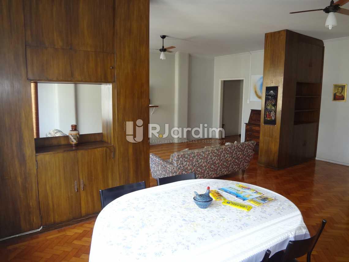 sala - Imóveis Compra Venda Avaliação Apartamento Copacabana 4 Quartos - LAAP40085 - 6