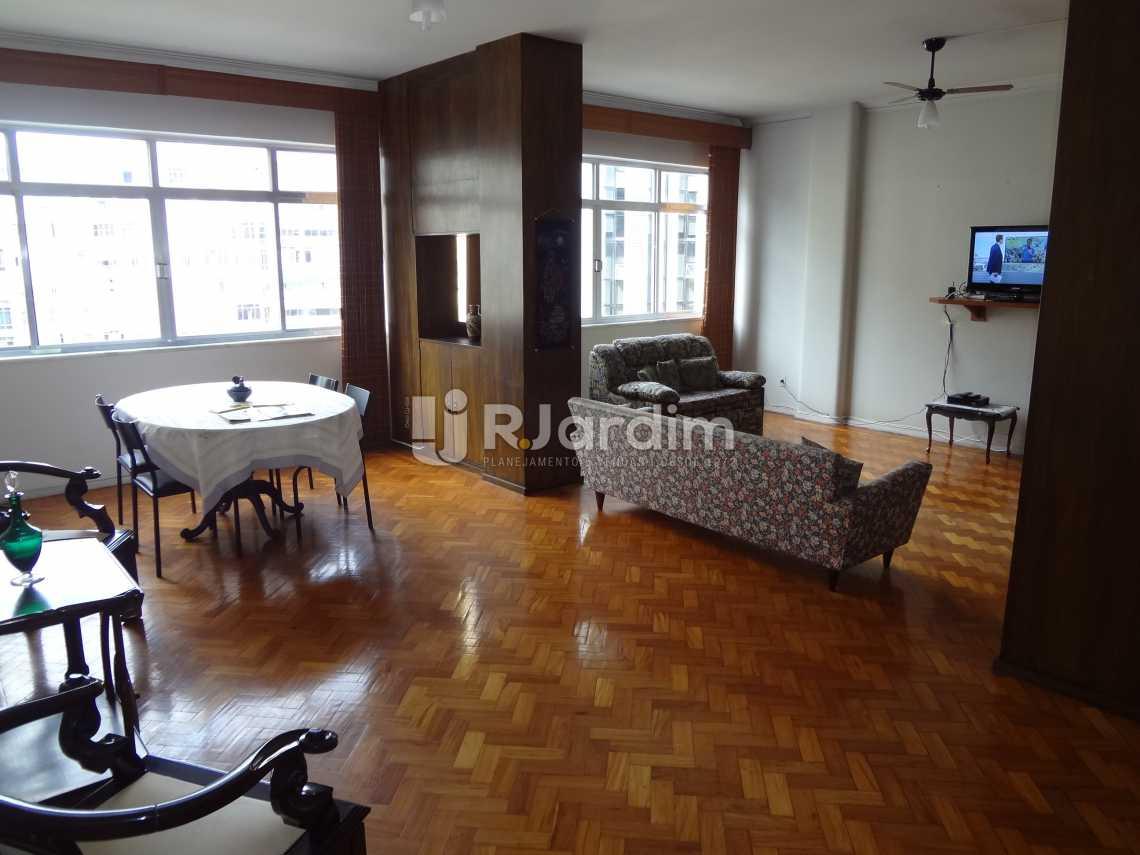 sala - Imóveis Compra Venda Avaliação Apartamento Copacabana 4 Quartos - LAAP40085 - 4
